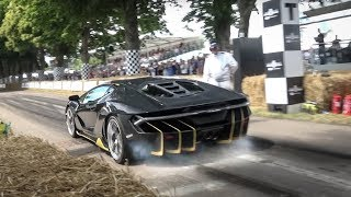 10 min of CRAZY Hypercar, Racecar and Supercar Launches!!!