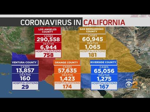 Southland Counties Report Upticks In Coronavirus Cases