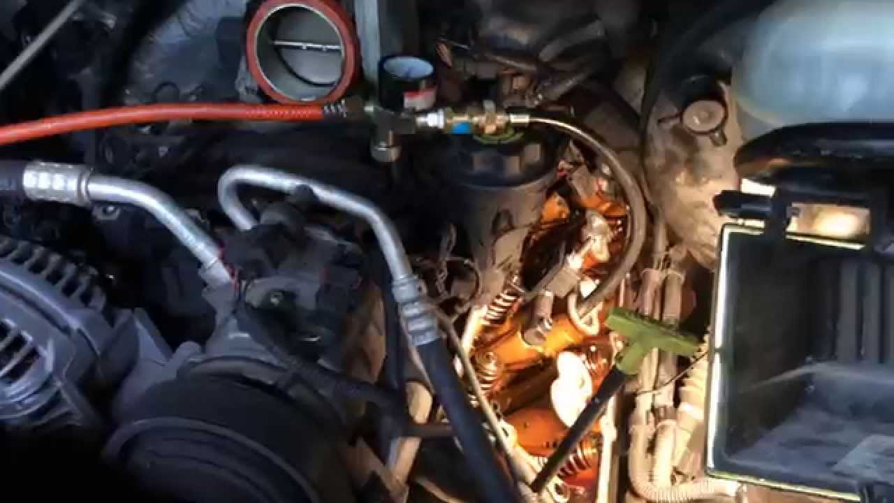 dodge ram 5 7 hemi broken valve spring replacement [ 1280 x 720 Pixel ]