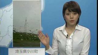 天気の急変に注意 雷や突風も心配 Update2010-05-26 昼 thumbnail