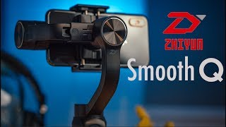 10 Reasons EVERYONE Should have a Zhiyun Smooth Q Gimbal - Smooth Q Review