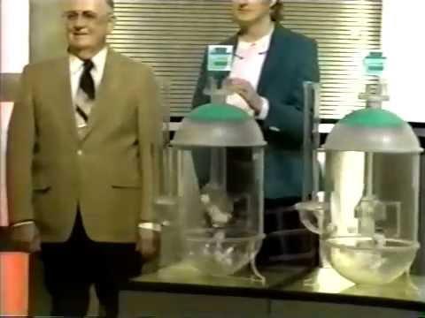 PA Lottery Drawing 12/17/87