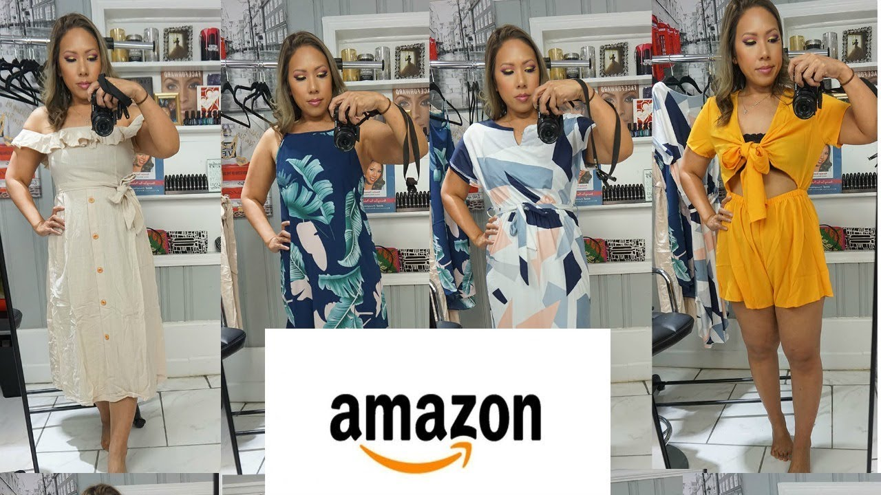 Amazon Summer 2019 Try On haul