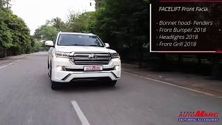 LAND CRUISER 200 FACE LIFT by AUTOMARC -- INDIA 2018