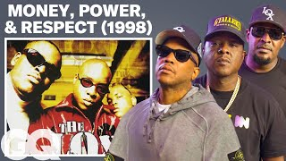 The Lox Break Down Their Most Iconic Tracks (Including Biggie Smalls, Kanye West & Diddy) | GQ