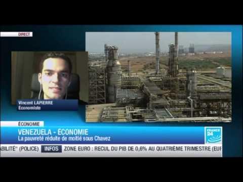 France 24 : Interview de Vincent Lapierre sur le bilan économique d