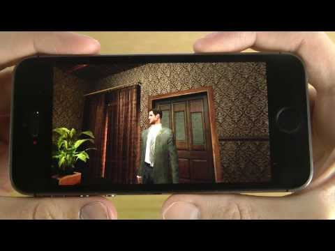 Max Payne iPhone 5S HD Gameplay Review