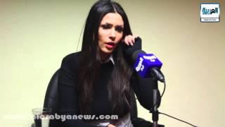 العربية نيوز| بالفيديو.. 'ساندي': فوجئت بنسبة المشاهدة العالية لـ'مملكة المغربي'