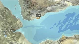 تطور خارطة السيطرة العسكرية في اليمن