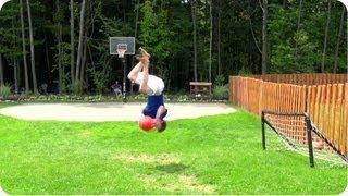 Incredible Basketball Trickshot | #WIN