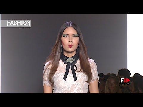 DAN LIU Spring Summer 2019 Indonesian Diversity New York - Fashion Channel