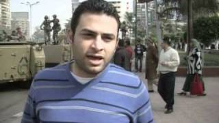 Anti-Government Protests in Egypt Continue