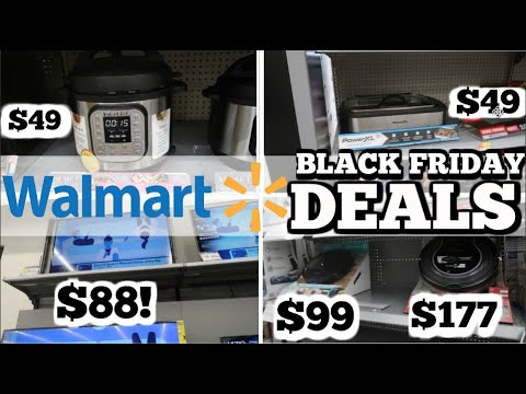 Walmart Black Friday 2020: Best deals on Airpods, InstantPot, more ...