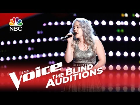 Summer Schappell: Strawberry Wine The Voice Blind Audition 2015