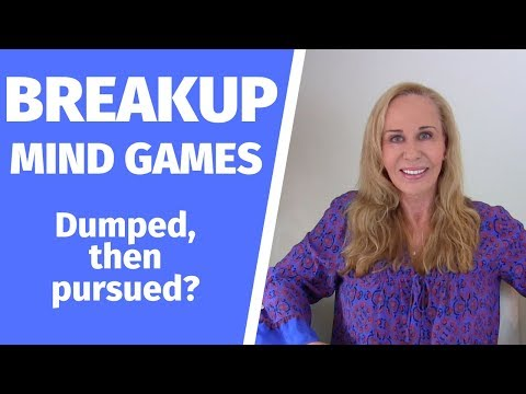 Breakup Mind Games: Dumped (then pursued)? — Susan Winter