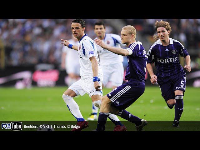 2007-2008 - Jupiler Pro League - 33. RSC Anderlecht - Club Brugge 2-0