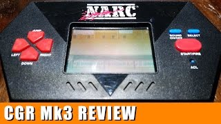 Classic Game Room - NARC LCD handheld review