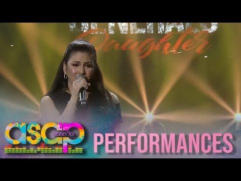 ASAP Natin 'To: Regine Velasquez sings 'The General's Daughter' OST 'Ikaw Ang Aking Mahal'