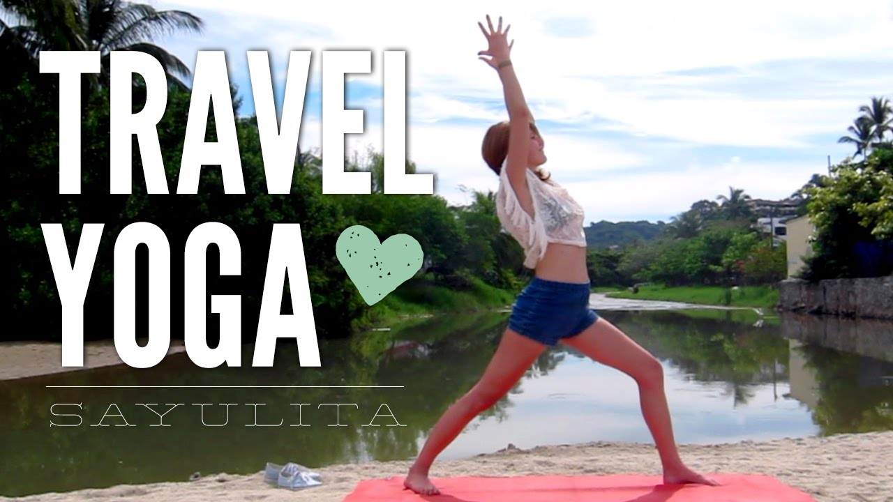 Travel Yoga - Revitalizing Flow