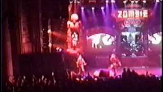 Rob Zombie - Demonoid Phenomenon / Return of the Phantom Stranger LIVE