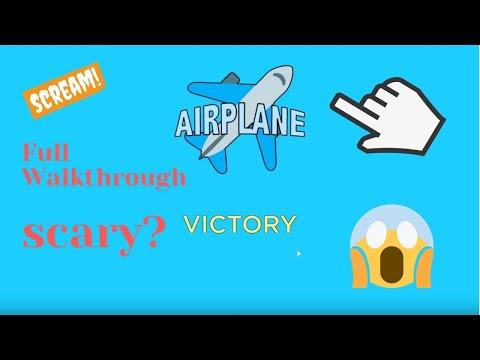 Airplane - Full Story Walkthrough - ROBLOX - no Trash Talk