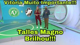 Notícias do Vasco no Globo Esporte Hoje 15/09/2019