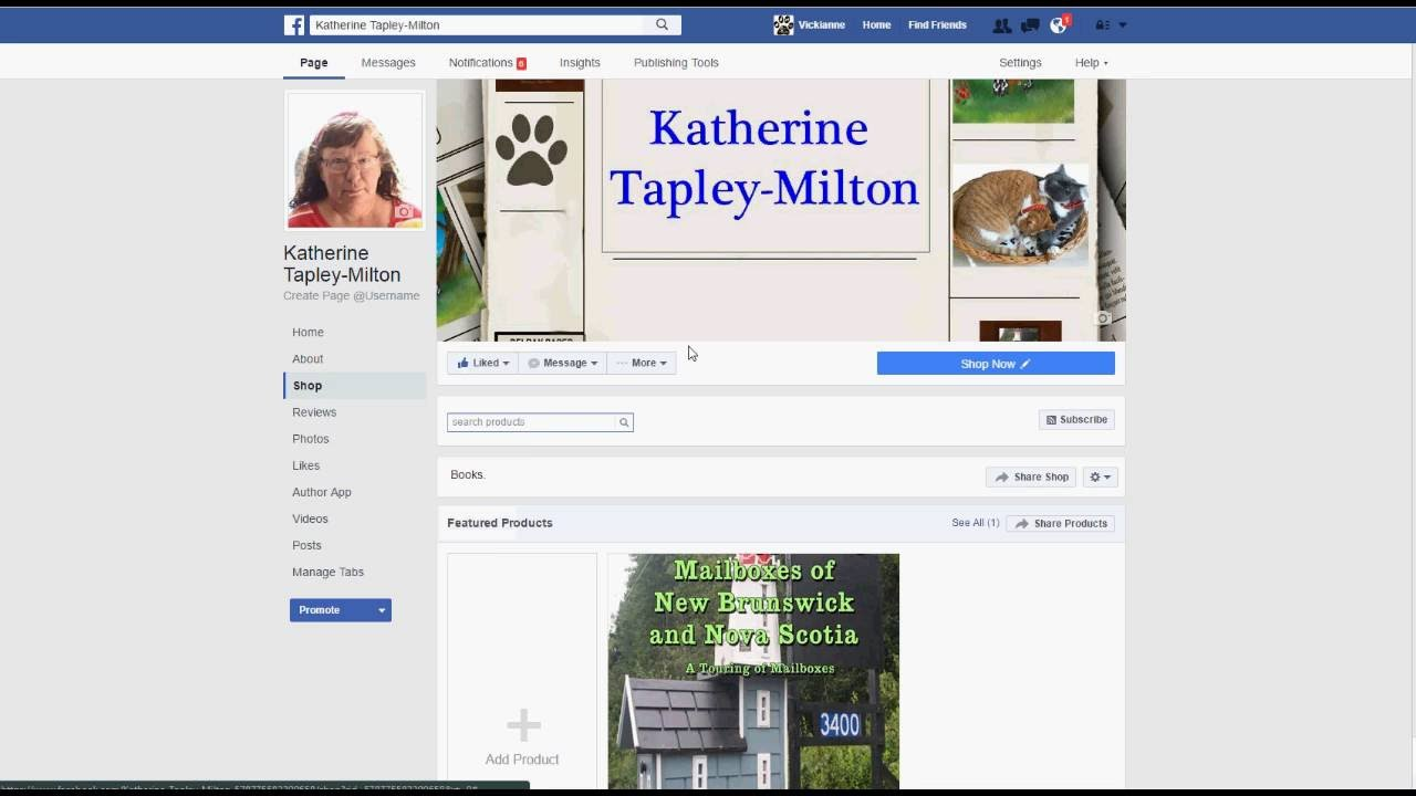 How to Add Products to Your Shop Page on Facebook