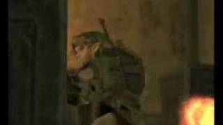 Zelda Trailer 2004 different music