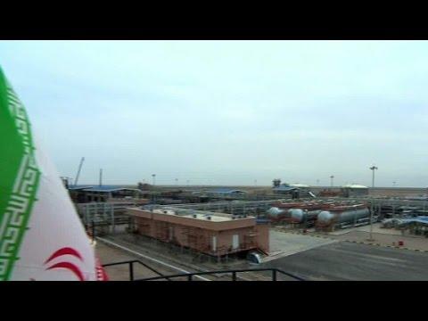Inside Iran's giant oil fields