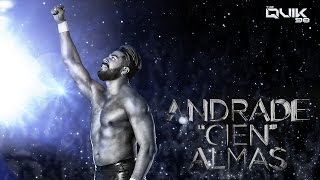 "WWE NXT Andrade ""Cien"" Almas Promo theme song - ""Once In A Lifetime"" (No vocals"