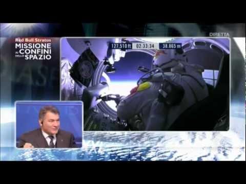 Felix Baumgartner Lancio dallo Spazio - Video Ufficiale in Italiano