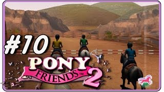 Pony Friends 2 [Deutsch] #10 - Rennprobleme - Lets Play Pony Friends