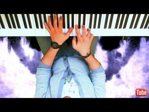 Nirvana - Smells Like Teen Spirit (Piano + Lyrics)