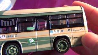 ミニカー 西武バス A3-941号車(所沢200 か・587) thumbnail