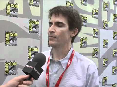 Dexter - Comic-Con 2010 Exclusive: Producer Chip Johannessen
