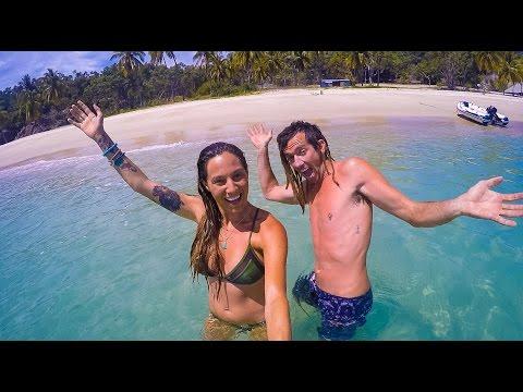 Sailing Nandji - Ep 11, Island hopping the Queensland coast Australia