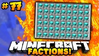"Minecraft FACTIONS VERSUS ""EPIC GOD RAID!!"" #77 w/ PrestonPlayz"
