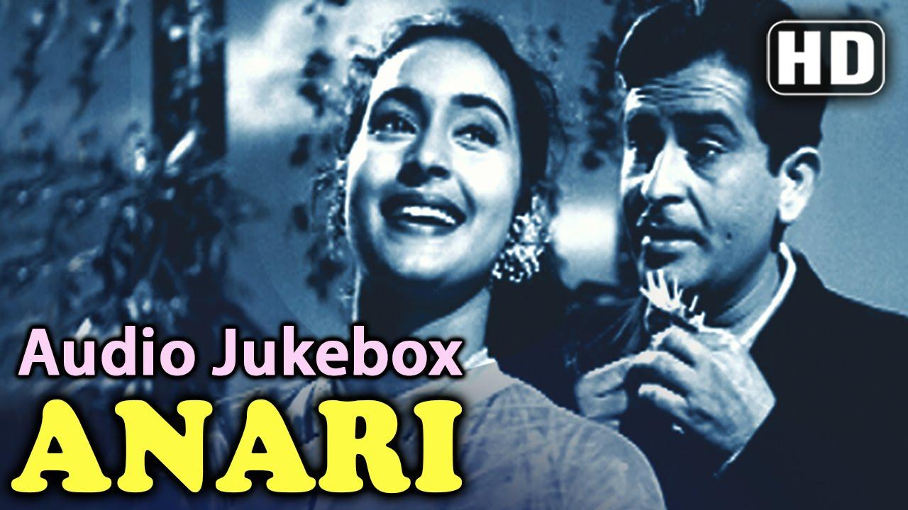 Anari - Songs Collection (HD) - Raj Kapoor - Nutan - Lata - Mukesh - Bollywood Evergreen Songs