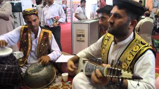 Traditional Music of Khyber Pakhtun Khar Tourism Expo 19-20 april 2014 Expo Centre Lahore Pakistan