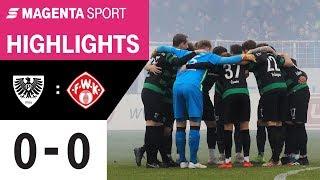 Preußen Münster - FC Würzburger Kickers | Spieltag 24, 19/20 | MAGENTA SPORT