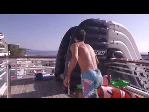 Slide / Toboggan Yacht Club de Monaco