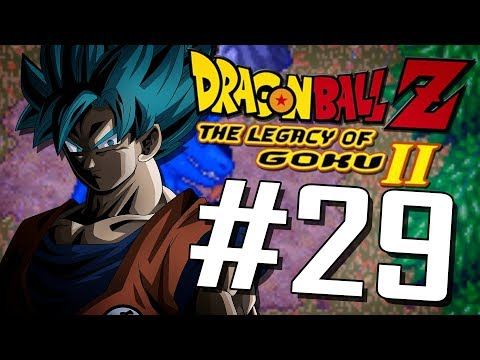 Goku Doesn't Want to Save the World?! | Dragon Ball Z: The Legacy of Goku  II - Part 29