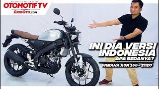 Hot! Akhirnya Yamaha XSR 155 2020 Versi Indonesia Diluncurkan, Yuk Lihat Detailnya!!! l GridOto