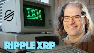 Ripple XRP: The Price Of XRP Just Rose 10.8% While Bitcoin Rose Just 1.3% & Uncle David On IBM
