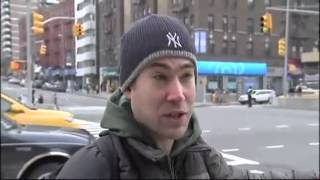 NYPD Beats a 85 year old Man Bloody for Jaywalking in NYC Caught on Video