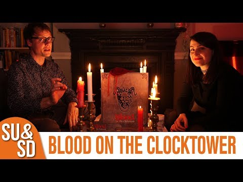 Blood on the Clocktower - Shut Up & Sit Down Review