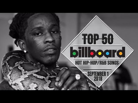 Top 50 • US Hip-Hop/R&B Songs • September 1, 2018 | Billboard-Charts