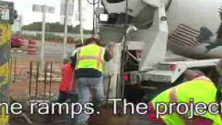 txdot working for you us 69 overpass construction