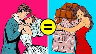 Ученые Наконец-то Объяснили, Почему мы Изменяем Любимым