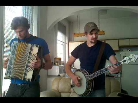 Cripple Creek - Accordion and Banjo